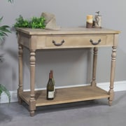 American Mercantile Cottage Bliss Hall Console Table