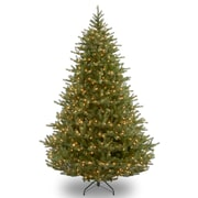 Darby Home Co Feel Real Norway 9' Fir Artificial Christmas Tree w/ 1000 Clear Lights
