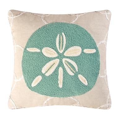 Highland Dunes Sonette Dollar Cotton Throw Pillow
