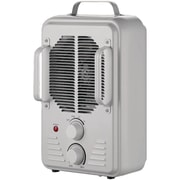Brentwood Utility 1,500 Watt Electric Fan Compact Heater
