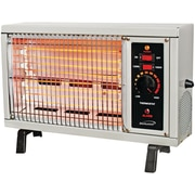 Brentwood 1,500 Electric Radiant Compact Heater