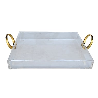 Everly Quinn Lecenta Serving Tray