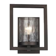 Ivy Bronx Allshouse 1-Light Flush Mount