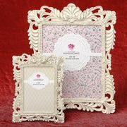 Ophelia & Co. Golda 2 Piece Brushed Baroque Picture Frames Set