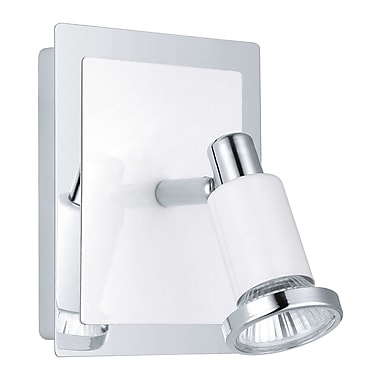 Orren Ellis Araujo 1-Light Wall Sconce