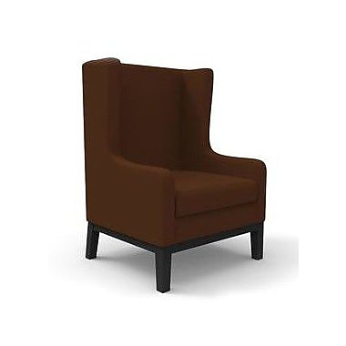 Latitude Run Henriquez Armchair; Brown