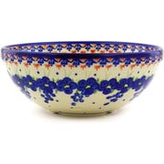 Polmedia Passion Poppy Polish Pottery Colander