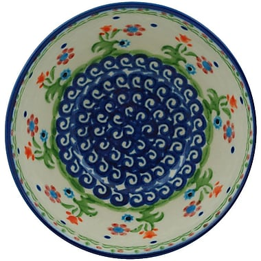 Polmedia Spring Flowers Rice Bowl