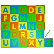 Tadpoles  ABC 26 Piece Floor Mat Set