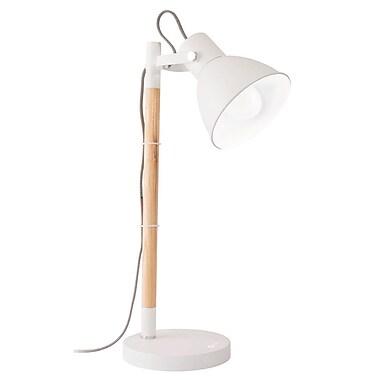 Ottlite Avery Table Lamp, 40W, White (L1A83009-SHPR)