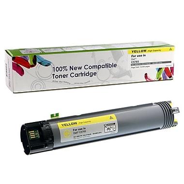 fuzion™ - Cartouche de toner haut rendement neuve 332-2116 compatible Dell, jaune