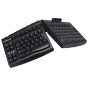 Goldtouch Ergonomic Smart Card Keyboard USB Black by Ergoguys (GTS-0077)