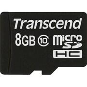 Transcend 8 GB microSDHC (TS8GUSDC10)