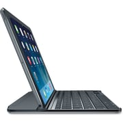 "Logitech Ultrathin Keyboard/Cover Case for 10.6"" iPad, Gray (920-006523)"
