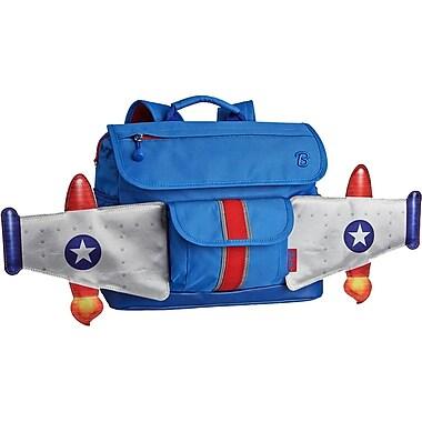 Bixbee Rocketflyer Kids Backpack Small, Blue (302003)