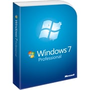 Microsoft Windows 7 Professional With Service Pack 1 32-bit, License and Media, 1 PC, OEM (FQC-08279)