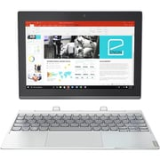 "Lenovo IdeaPad Miix 320-10ICR 80XF0025US 10.1"" Touchscreen LCD 2in1 Notebook, Intel Atom x5-Z8350 Quad-core 1.44GHz, 2GB LPDDR3"