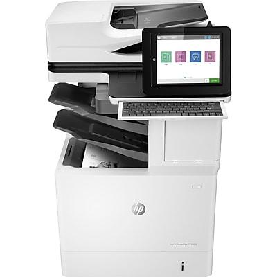 HP LaserJet E62575z Laser Multifunction Printer, Monochrome, Plain Paper Print, Desktop (J8J80A#BGJ)