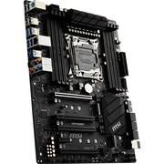 MSI LGA2066 X299 ATX Motherboard Support 7th Gen Intel® Skylake-X and Kabylake-X CPU 128GB RAM Max (X299 RAIDER)