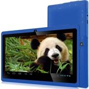"""Zeepad 7DRK-Q Tablet, 7"""", 512 MB DDR3 SDRAM, Allwinner Cortex A7 A33 Quad-core, 4 GB, Android 4.4.2 KitKa (7DRK-IP-BLU)"""