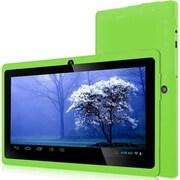 """Zeepad 7DRK-Q Tablet, 7"""", 512 MB DDR3 SDRAM, Allwinner Cortex A7 A33 Quad-core, 4 GB, Android 4.4.2 KitKat 7DRK-IP-GRN)"""