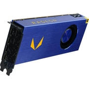 AMD Radeon Vega Graphics Card, 1.38 GHz Core, 1.60 GHz Boost Clock, 16 GB HBM2, Full length/Full height, Dual... by