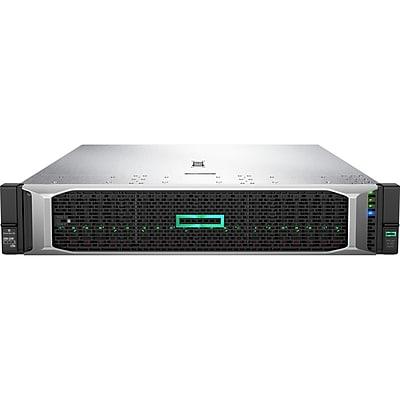 HP ProLiant DL380 G10 2U Rack Server, 2xIntel Xeon Gold 6148 Icosa-core 2.4GHZ, 64GB Installed DDR4 SDRAM, 12Gb/s SAS Controller