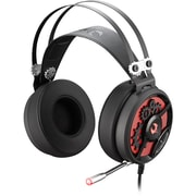 Bloody MOCI Carbon Fiber Chronometer Gaming Headset (M660B)