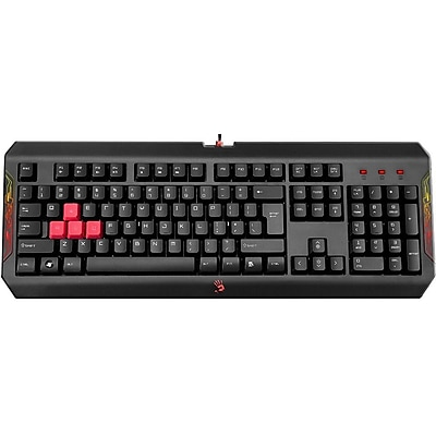 Bloody Gaming Keyboard (Q100)