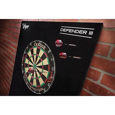 Viper Wall Defender III Dartboard Cabinet Set