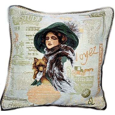 Astoria Grand Wellfleet Decorative Throw Pillow Cover