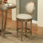 Darby Home Co Braun 30'' Swivel Bar Stool