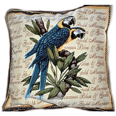Bay Isle Home Villas Decorative Throw Pillow Cover
