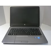 HP - Portatif ProBook 640 G1 14 po remis à neuf, 2,6 GHz Intel Core i5-4300M, DD 320 Go, 4 Go DDR3 Sodimm, Windows 7 Pro