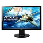 Asus VG248QE 24-inch 3D Ready LCD TN Gaming Monitor, 1920 x 1080, 80000000:1 Dynamic, 1 ms