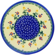 Polmedia Spring Flowers Polish Pottery Cutting Board