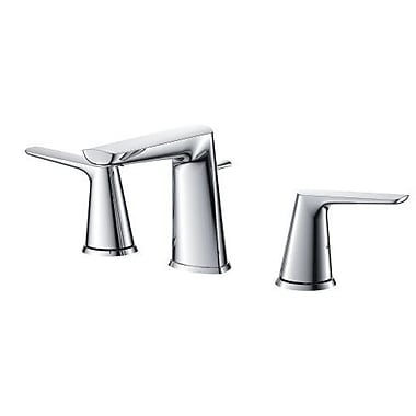 UCore Centerset Double Handle Bathroom Faucet