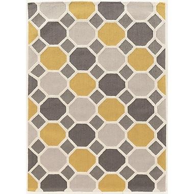 Varick Gallery Cozine Hand-Tufted Area Rug; 8' x 10'