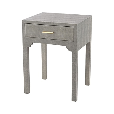 Mercer41 Atkinson End Table w/ Drawer