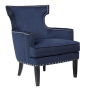 Winston Porter Alford Wingback Chair