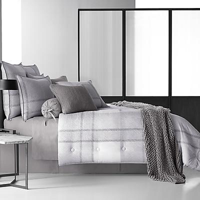 Brayden Studio Strecker 4 Piece Reversible Comforter Set; Full