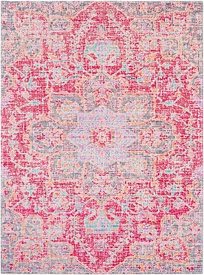 Bungalow Rose Lyngby-Taarb k Taupe Area Rug; 7'10'' x 10'3''