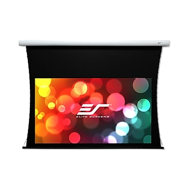 Elite Screens CineTension B Series White Electric Projection Screen; 135''