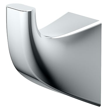 Gatco Quantra Wall Mounted Robe Hook; Chrome