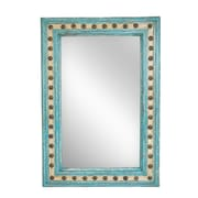 One Allium Way Amory Rectangle Wall Accent Mirror; 48'' H x 28'' W x 2'' D