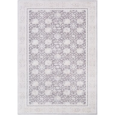 Ophelia & Co. Hakon Gray Area Rug; 7'10'' x 10'3''