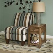 Red Barrel Studio Dillwyn Chairside Table; Oak