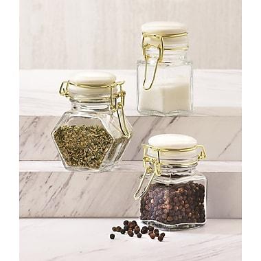 Winston Porter Grace Spice Jar Hermetic Preserving Spice Jar (Set of 3)