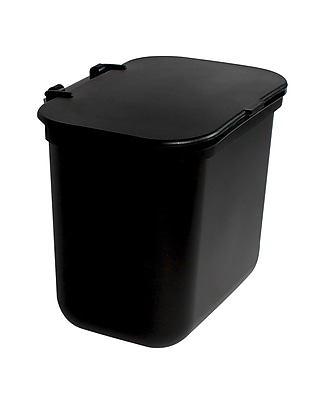 Busch Systems Solid Lift Hanging Waste Basket;