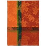 Loon Peak Autumn Maple 100pct Hand-Woven Cotton Dishcloth (Set of 6)